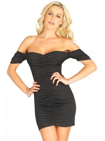 Sexy abitino con spalle scoperte Leg Avenue in vendita su Tangamania Online