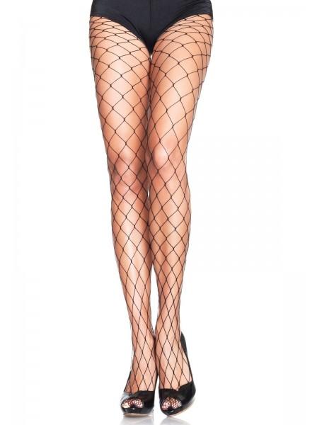 Sexy collant a rete larga in tre colori Leg Avenue in vendita su Tangamania Online