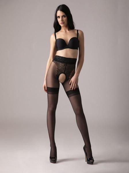 Sexy Collant Amour Diva 30 denari in due colori Amour Sexy Collant in vendita su Tangamania Online
