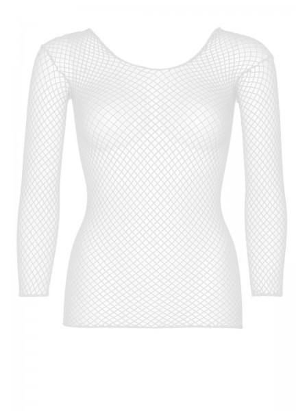 T-Shirt in rete a maniche lunghe in tre colori Leg Avenue in vendita su Tangamania Online