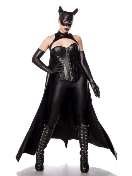 Bat Girl Costume completo Mask Paradise in vendita su Tangamania Online