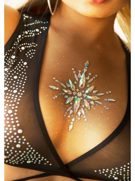 Adesivo gioiello per il corpo Soleil Leg Avenue in vendita su Tangamania Online