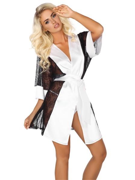 Stephanie vestaglia bianca BeautyNight in vendita su Tangamania Online