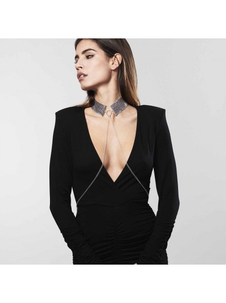 Magnifique Desir Metallique Collar in due colori Bijoux Indiscrets in vendita su Tangamania Online