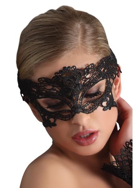 Maschera modello 4 nera Livia Corsetti in vendita su Tangamania Online