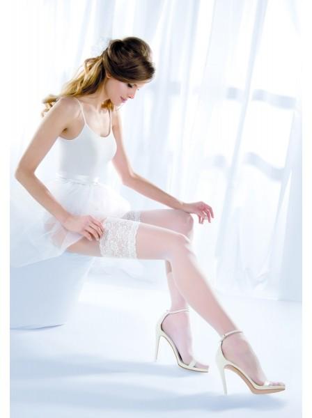 Calze Sposa autoreggenti Princessa 03 Gabriella in vendita su Tangamania Online