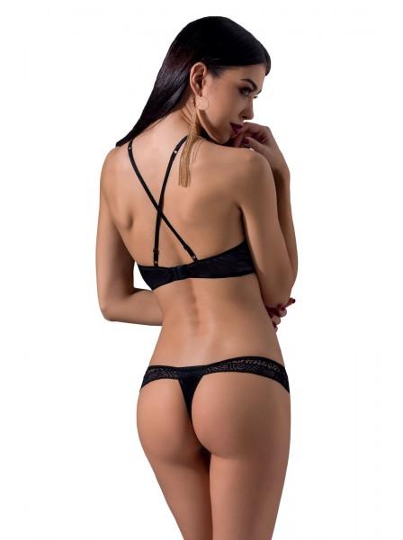 Scarlet bikini nero con ferretto Passion in vendita su Tangamania Online