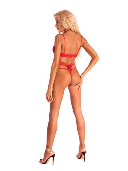 Adelienn sexy body a tanga in due colori Livia Corsetti in vendita su Tangamania Online