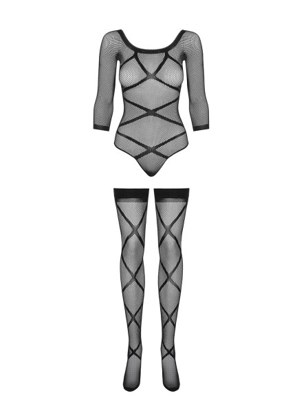 G320 sexy bodystocking Obsessive Lingerie in vendita su Tangamania Online