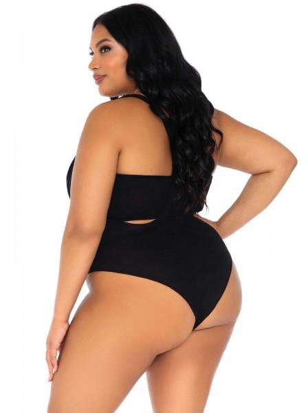 Body plus size in tre colori Leg Avenue in vendita su Tangamania Online