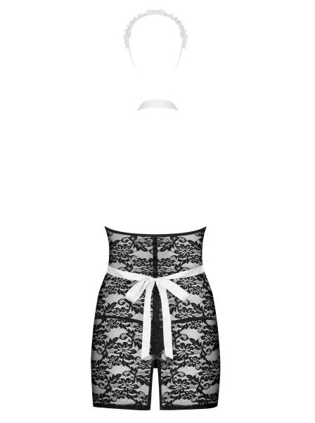 Servgirl costume con accessori Obsessive Lingerie in vendita su Tangamania Online