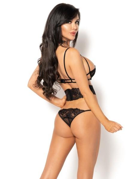 Noele completino intimo coordinato tre pezzi BeautyNight in vendita su Tangamania Online