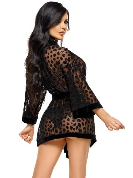 Loretta vestaglia e perizoma BeautyNight in vendita su Tangamania Online