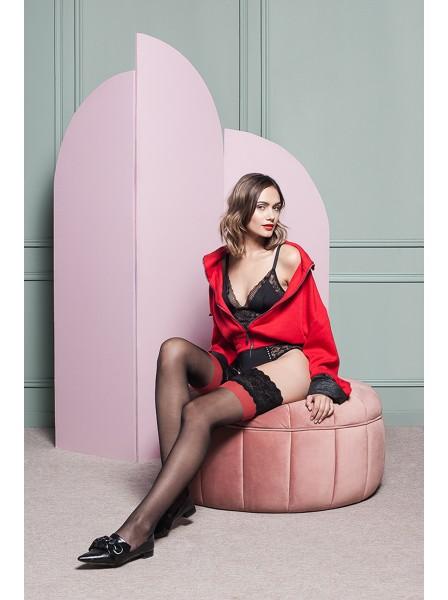Autoreggenti modello Victoria Gabriella in vendita su Tangamania Online