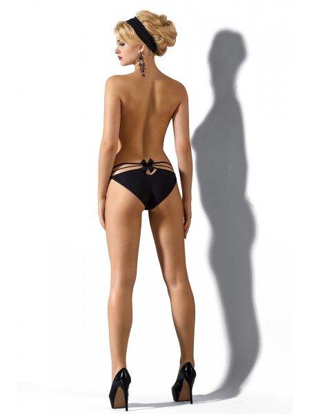 Mutandine con stringhe sottili e fiocco modello Mimi  Roza Lingerie in vendita su Tangamania Online