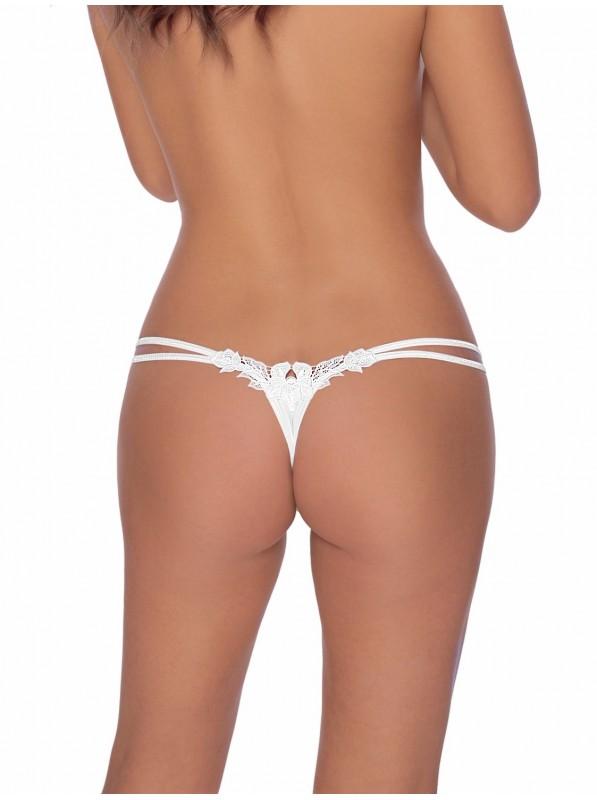 Agnez Sexy perizoma con doppia stringa  Roza Lingerie in vendita su Tangamania Online