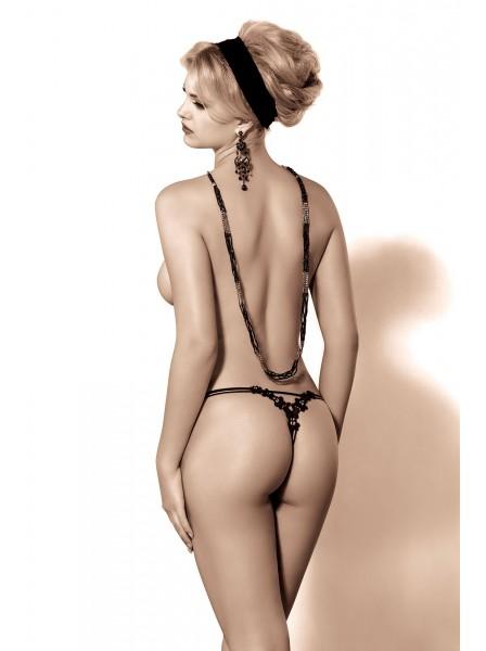 Fiona Sexy Perizoma decorato  Roza Lingerie in vendita su Tangamania Online