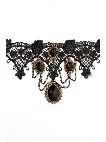 Collier gotico ALTRI BRAND in vendita su Tangamania Online