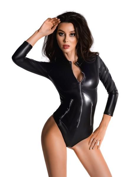 Sexy body wetlook con cerniera  in vendita su Tangamania Online