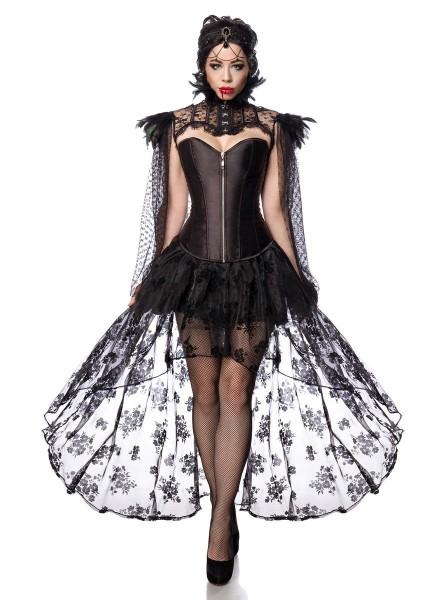 Vampire Queen costume Halloween con accessori Mask Paradise in vendita su Tangamania Online