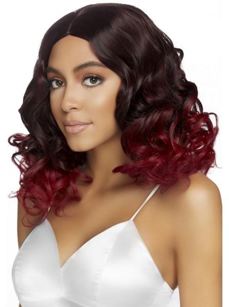 Parrucca con capelli ricci in 3 colori Leg Avenue in vendita su Tangamania Online