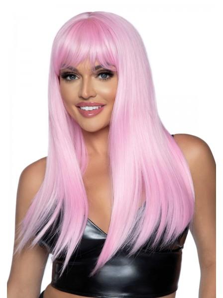Parrucca con capelli lisci e lunghi in 2 colori Leg Avenue in vendita su Tangamania Online