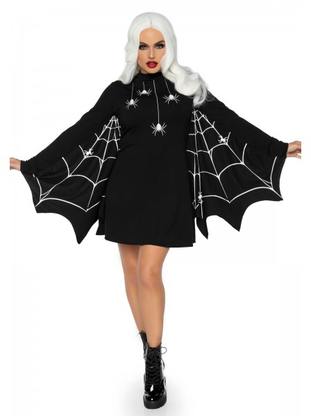 Jersey Spider costume Halloween Leg Avenue in vendita su Tangamania Online