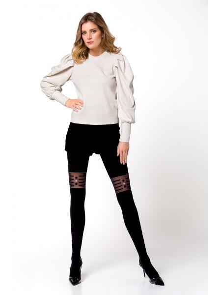Click Clack Collant moda 50 denari NOQ Calze e Collant in vendita su Tangamania Online