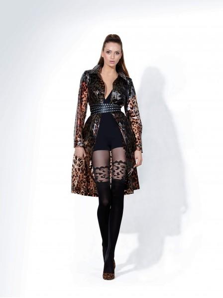 Leopard Collant fantasia 50 denari NOQ Calze e Collant in vendita su Tangamania Online