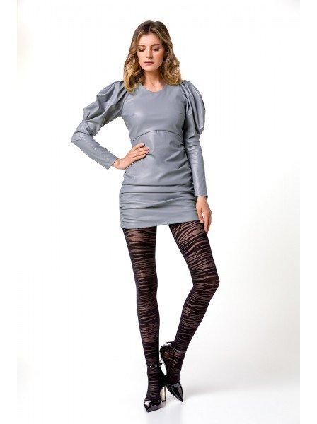 Zebralicious Collant moda fantasia animalier 50 denari NOQ Calze e Collant in vendita su Tangamania Online