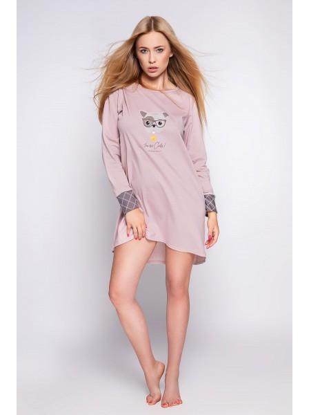 Camicia da notte 100% cotone modello Perro  Sensis in vendita su Tangamania Online