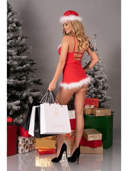 Costume natalizio con cappello Agethe Livia Corsetti in vendita su Tangamania Online