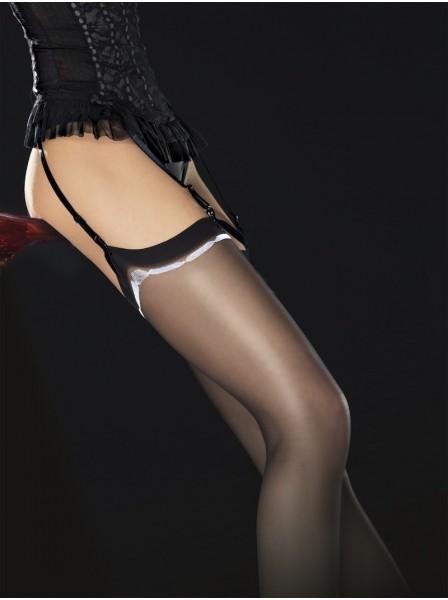 Calze per reggicalze modello Mistery Fiore in vendita su Tangamania Online