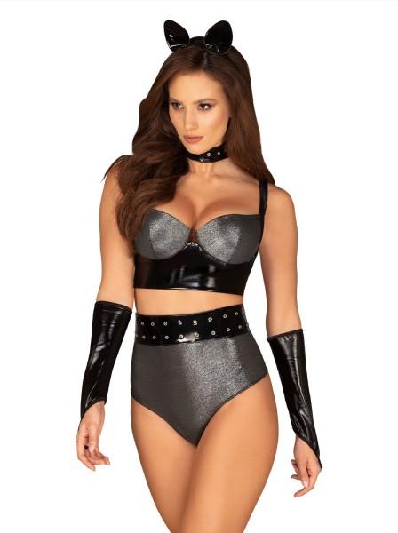 Silveria sexy costume 6 pezzi Obsessive Lingerie in vendita su Tangamania Online