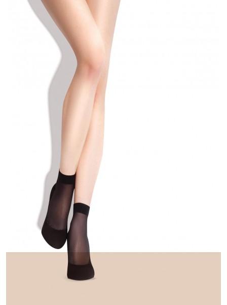 Calzini 15 denari modello Maja in due colori Fiore in vendita su Tangamania Online