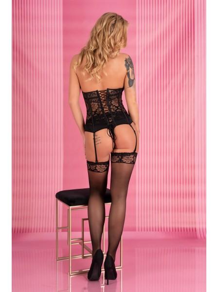 Sexy Corsetto coordinato di perizoma Kalisa Livia Corsetti in vendita su Tangamania Online