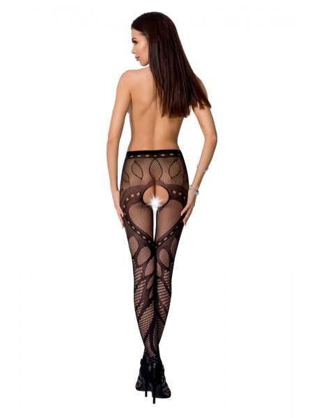 Sexy collant decorati aperti all'inguine Passion in vendita su Tangamania Online