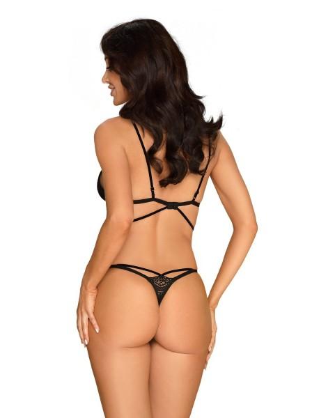 Sexy completino intimo donna collezione Diyosa Obsessive Lingerie in vendita su Tangamania Online