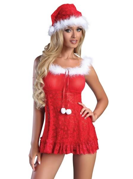 Christmas Bell chemise e perizoma Livia Corsetti in vendita su Tangamania Online
