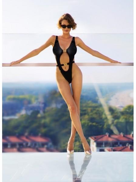 Sexy Costume intero a perizoma maculato modello Malediva Obsessive Lingerie in vendita su Tangamania Online