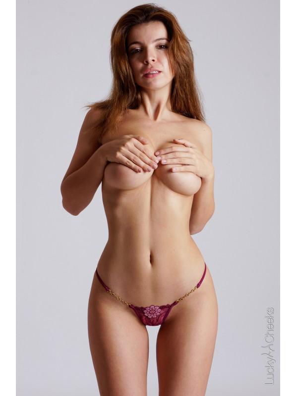 Pretty Girl sexy lussuoso mini perizoma Lucky Cheeks in vendita su Tangamania Online