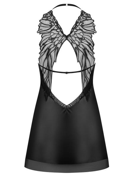 Sexy chemise Alifini con ali decorative Obsessive Lingerie in vendita su Tangamania Online