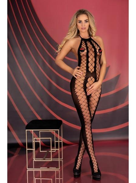 Sexy tutina aperta rete larga schiena nuda Amart Livia Corsetti in vendita su Tangamania Online