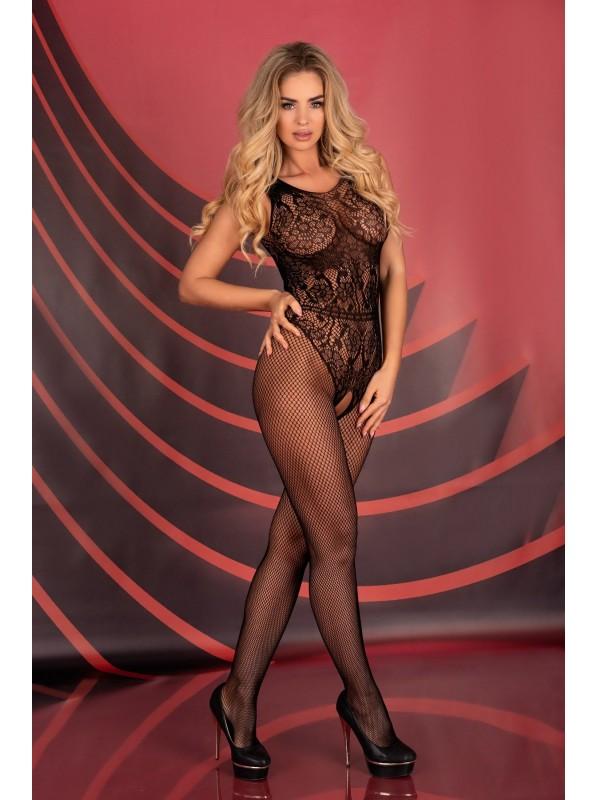 Sexy tutina aperta all'inguine con motivi floreali Livia Corsetti in vendita su Tangamania Online