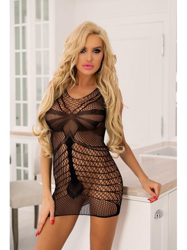 Sexy abitino in microfibra elasticizzato Laureama Livia Corsetti in vendita su Tangamania Online