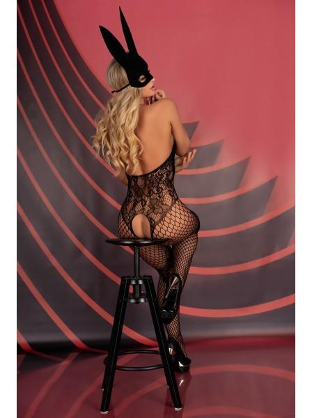 Tutina aperta all'inguine con sensuale scollatura Nyomina Livia Corsetti in vendita su Tangamania Online