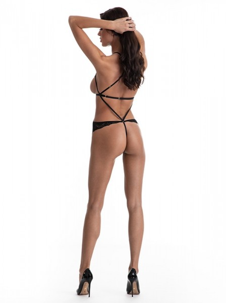 Merciless Mistress Body Amour Luxury Lingerie Amour Sexy Collant in vendita su Tangamania Online