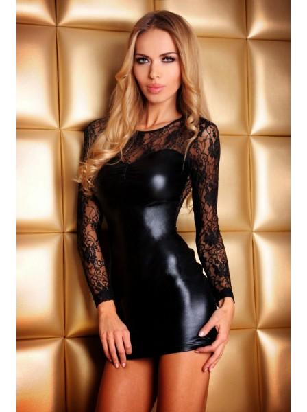 Paule mini abito con scollatura in pizzo 7Heaven in vendita su Tangamania Online