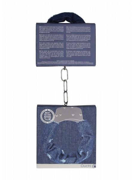 Sexy manette blu jeans complete di chiavi  in vendita su Tangamania Online
