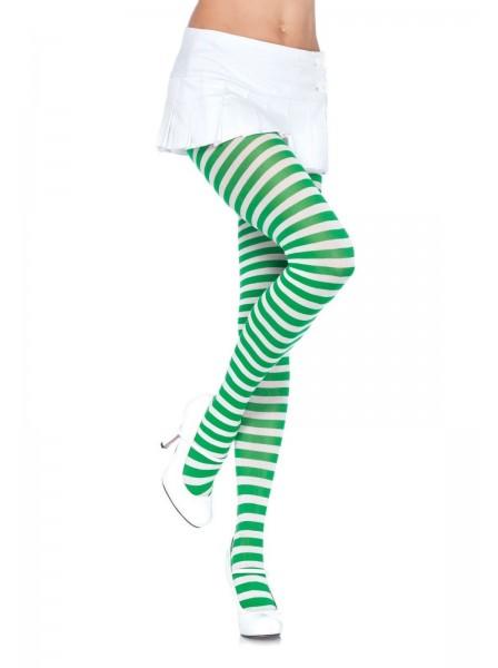 Collant a righe orizzontali in 12 colori Leg Avenue in vendita su Tangamania Online